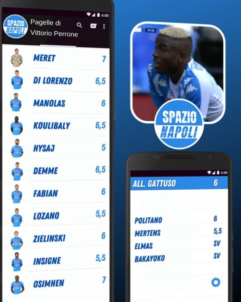 Napoli 1-1 Cagliari, le pagelle del match: bocciato Hysaj, Osimhen e Meret super