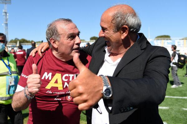 Salernitana in Serie A, il partner di McDonald's lancia l'idea: azionariato popolare