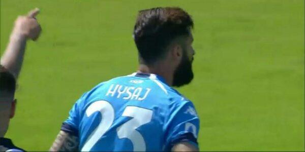 Caso Hysaj, c'è il comunicato della Lazio in difesa dell'ex Napoli