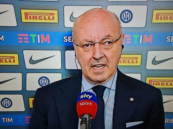 Inter, Marotta spiega: