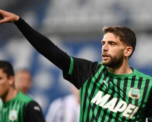 """Il Sassuolo ha rifiutato diverse offerte per Berardi: tra le squadre dei """"no"""" c'è anche il Napoli"""