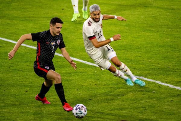 Il Napoli punta Brekalo, impegnato all'Europeo: il Wolfsburg vuole 14 milioni