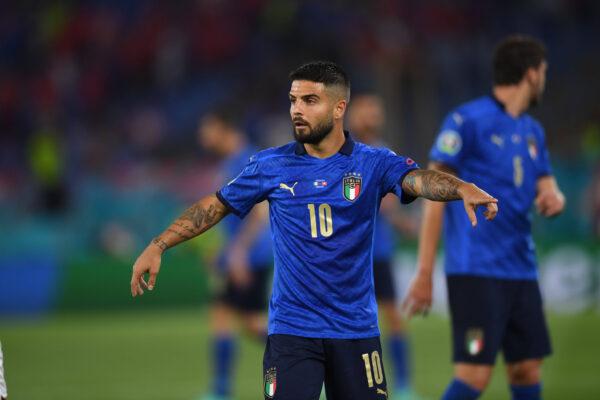 Il rinnovo con il Napoli tarda ad arrivare: anche l'Atletico Madrid si è interessato a Lorenzo Insigne
