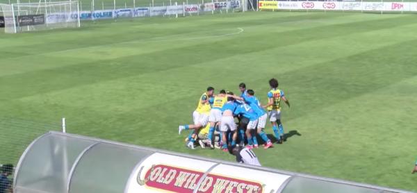 Parma-Napoli 5-6 dcr (18' Napoletano, 84' Labriola): gli azzurrini vincono ai rigori! Napoli promosso in Primavera 1!