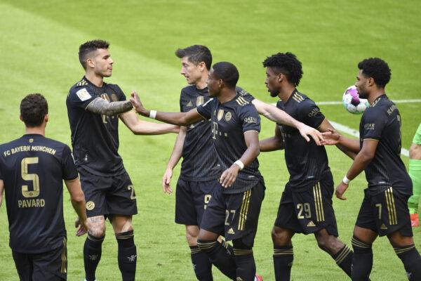 Infortunio nel Bayern Monaco, l'attaccante chiede il cambio