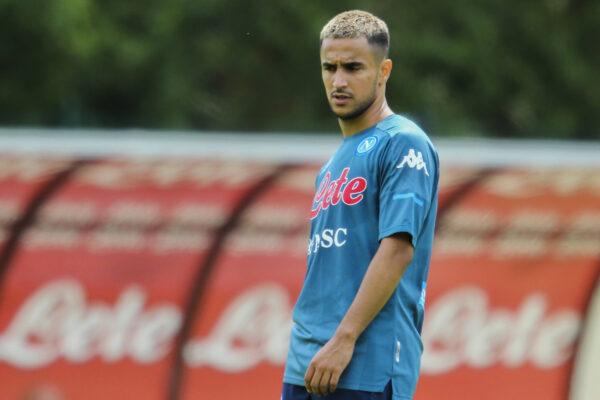 Ounas ha attirato a sé le attenzioni durante il ritiro di Dimaro: un club di A potrebbe chiederlo presto