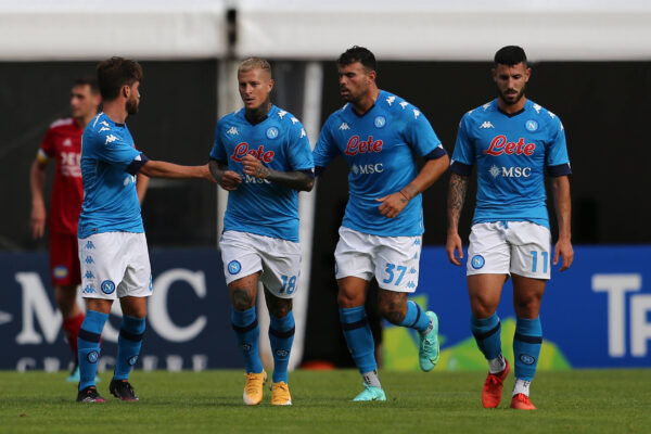 Può lasciare il Napoli: arrivata un'offerta da un club di Serie B! I dettagli