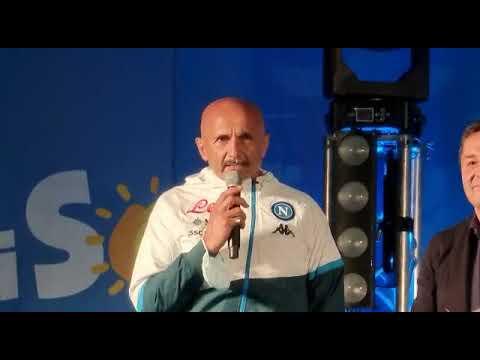 VIDEO | SPALLETTI DA BRIVIDI PER I TIFOSI DEL NAPOLI!
