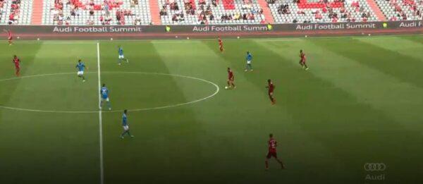 Bayern Monaco-Napoli
