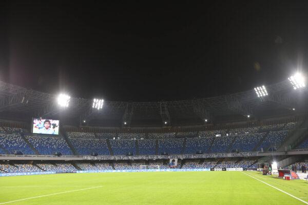 UFFICIALE - Salta l'inaugurazione dello Stadio Maradona