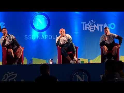VIDEO | Uomini forti, Destini forti. Uomini deboli, Destini deboli. Spalletti ne parla per il suo Napoli