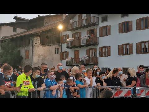 VIDEO   🔴PRESENTAZIONE #NAPOLI CALCIO in diretta