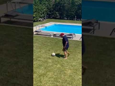 VIDEO | NINO D'ANGELO PROVA O TIR A GIR!
