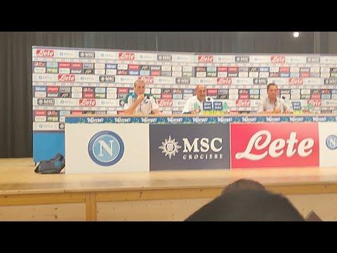 VIDEO   Postpartita Napoli Pro Vercelli la conferenza stampa completa di Spalletti