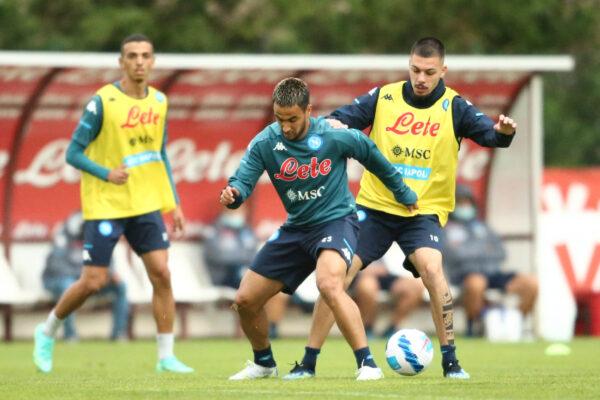 Nuovi contatti in giornata con l'entourage: il Milan è interessato ad un giocatore del Napoli
