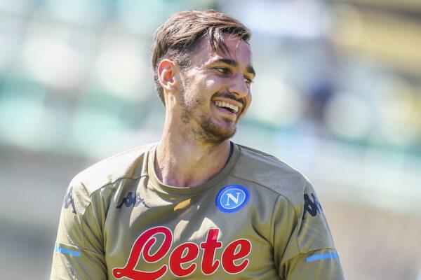 Un club di Serie A su Meret!