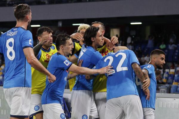 Napoli, senti l'ex azzurro: