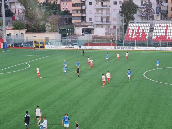 PRIMAVERA - Turris-Napoli 1-0 (20' Giannone): finita la partita! Cuore e cazzimma non bastano ad un buon Napoli