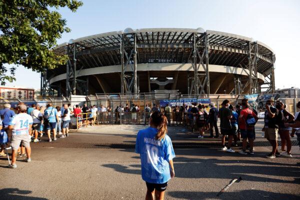 Napoli Legia Varsavia, biglietti in vendita: i prezzi dei settori