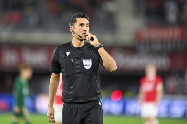 UFFICIALE - La designazione arbitrale per il match tra Leicester e Napoli