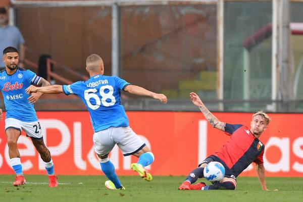 Niente da fare per il Napoli: non ci sarà contro il Leicester