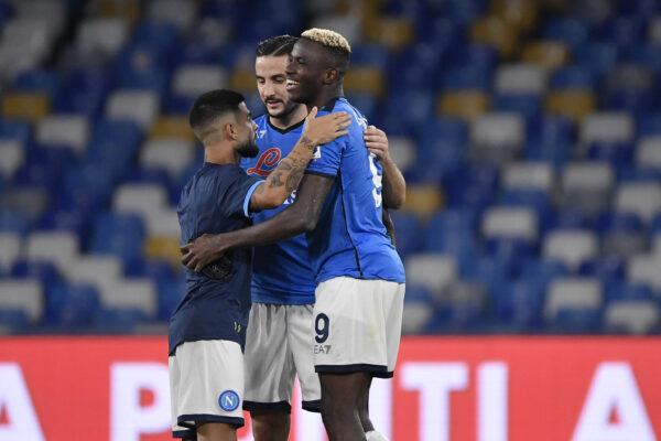 Buone notizie per il Napoli su Ospina, Osimhen e Rrahmani: la novità
