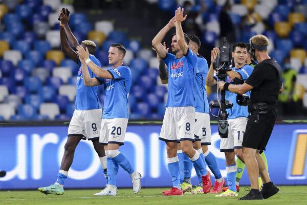 Doppio record in vista per il Napoli in caso di vittoria nella gara contro l'Udinese: la statistica
