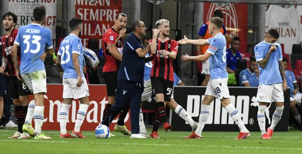 UFFICIALE - Stangata per Maurizio Sarri dopo l'espulsione con il Milan: la squalifica