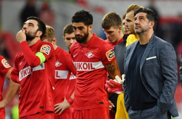 Spartak Mosca-Legia Varsavia 0-1: tre punti per la squadra polacca nel girone del Napoli