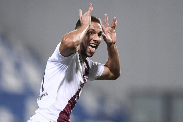 Sassuolo-Torino 0-1: i granata ottengono altri tre punti nel segno di Pjaca