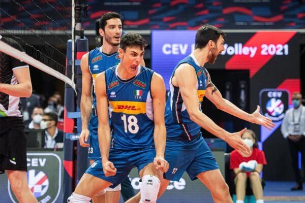 Pallavolo maschile, l'Italia è campione d'Europa: arrivano anche i complimenti della SSC Napoli