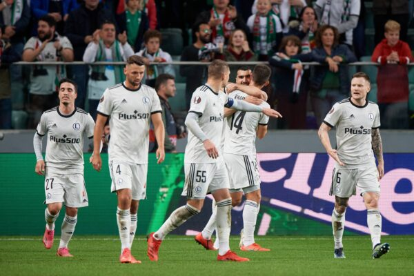 Infortunio per il Legia Varsavia: salterà il doppio incontro con il Napoli in Europa