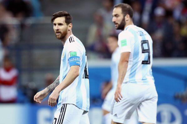 Una nuova squadra vuole Messi: a svelare la notizia è Higuain! I dettagli