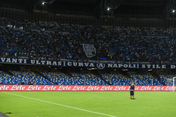 Il dato degli spettatori di Napoli-Torino: al Maradona ci sarà il