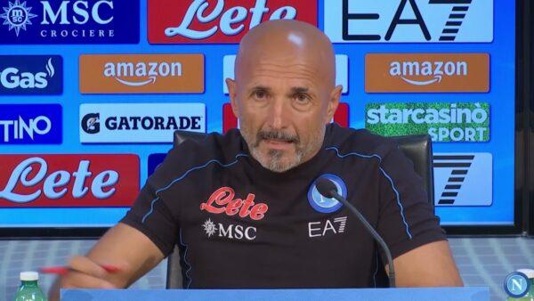 VIDEO   Spalletti parla dei vecchi allenatori del Napoli. SENTITE!