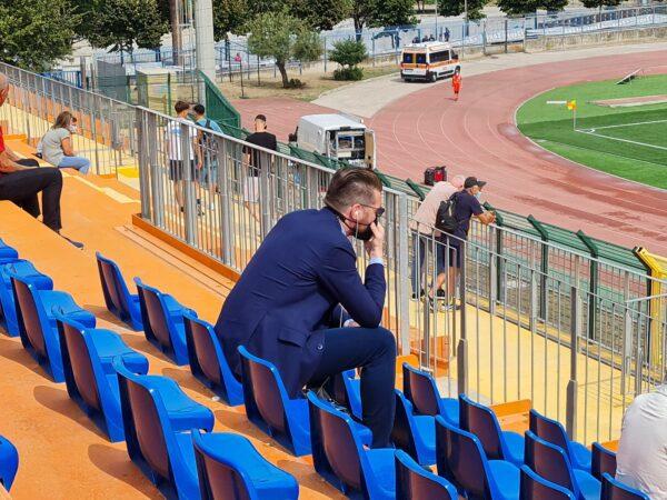 Napoli-Sampdoria Primavera: presente un ex azzurro sugli spalti