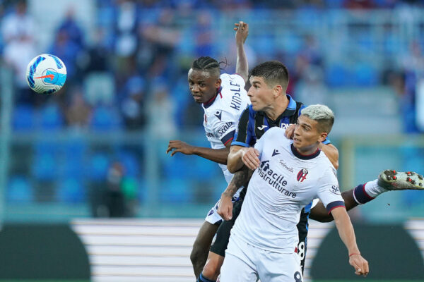 Bologna, un mese di stop per un centrocampista! Potrebbe saltare il Napoli