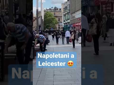 VIDEO   ALZATE IL VOLUME! Il coro dei napoletani a Leicester!