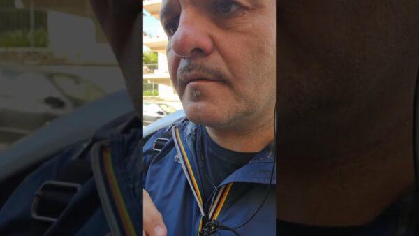 VIDEO | SENTITELO TUTTO! Peppe Iodice show, impazzito per questo #Napoli e per un altro motivo ! 😂😂😂