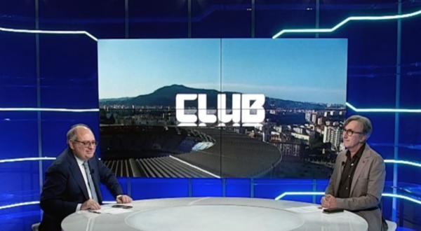 Parte Club Napoli Night: tutti i giovedì alle 21 appuntamento con Francesco Molaro e Raffaele Auriemma su Teleclubitalia
