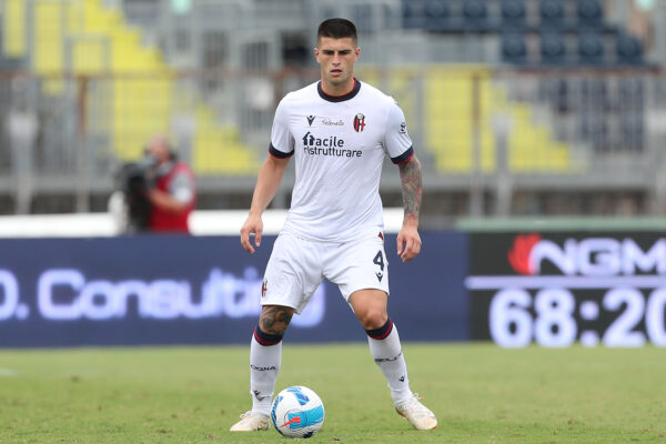 A Bologna defender will miss the match against Naples