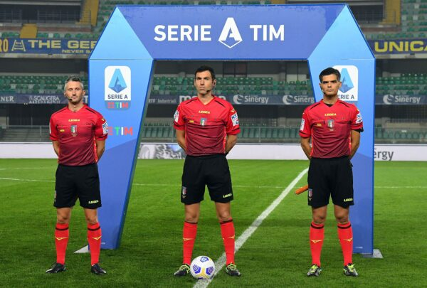 Napoli Torino arbitro
