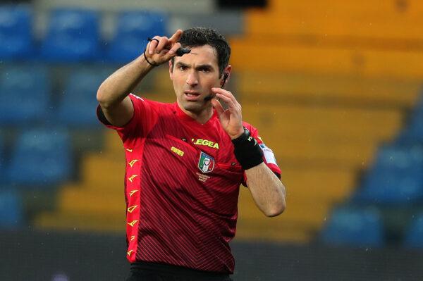 Napoli-Torino, decisa la squadra arbitrale: c'è Sacchi
