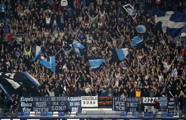Napoli Torino tifosi Maradona