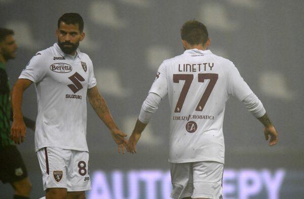 Torino, a rischio il centrocampista per la sfida contro il Napoli