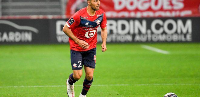 02 Zeki CELIK losc FOOTBALL : Lille vs Saint Etienne - Ligue 1 Uber Eats - 16/05/2021 FEP/Panoramic PUBLICATIONxNOTxINxFRAxITAxBEL