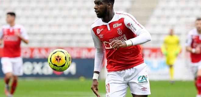11 BOULAYE DIA REI FOOTBALL : Reims vs Nimes - Ligue 1 Uber Eats - 22/11/2020 FEP/Panoramic PUBLICATIONxNOTxINxFRAxITAxBEL