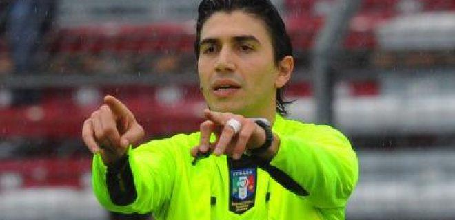 arbitro roma napoli