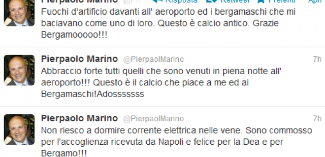tweet Marino