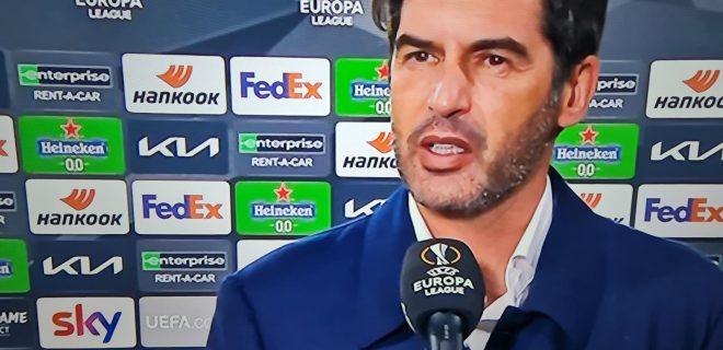 Fonseca vs Ajax